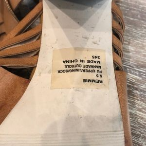 Madden Girl Shoes - Madden Girl Rimmie Sandals in Good Condition
